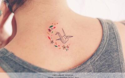 Úžasné drobné tetovania. Inšpirujete sa nimi?