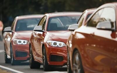 Úžasný choreografický drift v podaní BMW M235i