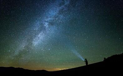 Úžasný pohľad na skvost vesmíru sprevádzaný tisíckami hviezd nájdete aj na Slovensku