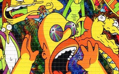Užil LSD a 48 hodín vkuse pozeral Simpsonovcov, aby v nich objavil ukrytú pravdu. Zistil, že seriál naozaj reflektuje celú našu spoločnosť