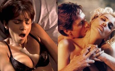 Užili si Halle Berry či Al Pacino skutočný sex pred kamerami?