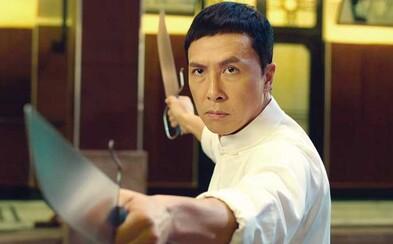 Užite si šialené bojové choreografie v prvom traileri pre Yip Man 3