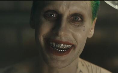 Užite si šialený smiech Jokera v oficiálnom HD traileri pre Suicide Squad!