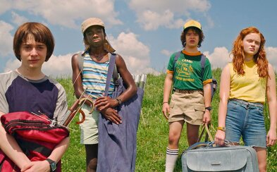 V 3. sérii Stranger Things si s Eleven a ostatnými užijeme letnú zábavu aj príchod ďalších temných síl