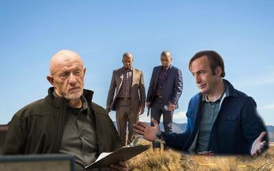 V 4. sérii Better Call Saul sa začínajú objavovať postavy z Breaking Bad. Prečo by ste mali tento skvelý seriál začať pozerať aj vy?