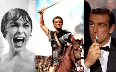 V 60. rokoch vzniklo neuveriteľné množstvo filmových klasík a geniálnych filmov. Ktoré z nich by ste mali zaručene vidieť?