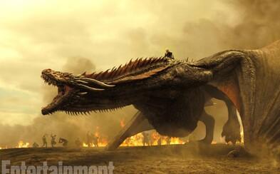 V 7. sérii Game of Thrones bude v jednej scéne súčasne horieť najviac ľudí spomedzi všetkých kaskadérskych kúskov v histórii kinematografie
