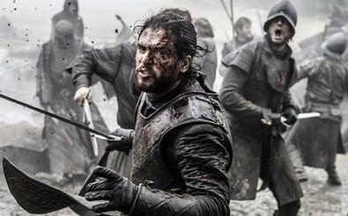 V 8. sérii Game of Thrones uvidíme největší bitvu seriálu. Natáčení bojové sekvence trvalo 11 týdnů