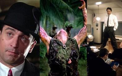 V 80. rokoch vznikli geniálne filmové drámy, kriminálky a thrillery. Tu sú tie najlepšie z nich