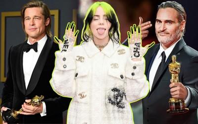 V akých outfitoch prišla na udeľovanie Oscarov Billie Eilish, Margot Robbie alebo Brad Pitt?