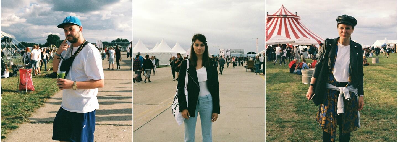 V akých outfitoch prišli ľudia na tohtoročný Grape? Sleduj, čo mali oblečené návštevníci festivalu