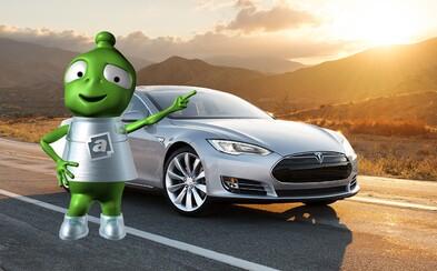 V Alze si najnovšie kúpiš aj elektromobil Tesla! Doručia ti ju hneď na druhý deň a zaplatiť môžeš aj virtuálnou menou bitcoin