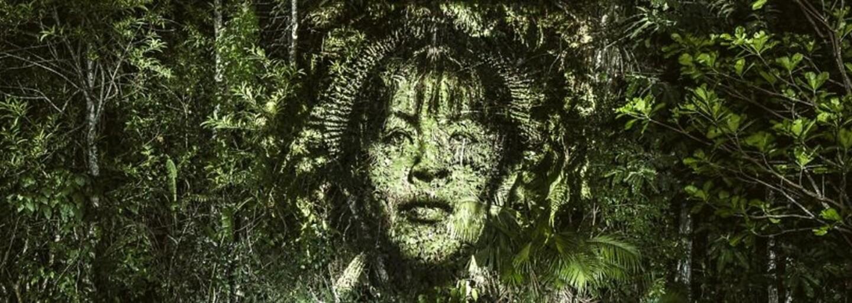 V Amazónii bol vytvorený prvý street art vôbec. Upozornil na dlhodobý problém odlesňovania
