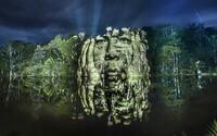 V Amazonii byl vytvořen první street art vůbec. Upozornil na dlouhodobý problém odlesňování