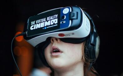 V Amsterdame otvorili kino s virtuálnou realitou od Samsungu. Vyzerá šialene, no zároveň moderne