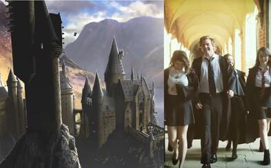 V Anglicku otvoria školu zo sveta Harryho Pottera. Nová atrakcia akoby vypadla Rokfortu z oka
