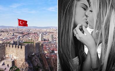 V Ankare zakázali všetky podujatia súvisiace s LGBT komunitou. Turecké mesto tak chce zachovať všeobecnú bezpečnosť