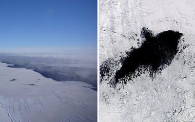V Antarktidě se objevila díra o rozloze 60 000 kilometrů čtverečních a nikdo neví proč
