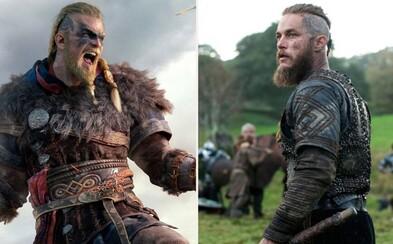 V Assassin's Creed: Valhalla sa stretneš so synmi Ragnara Lothbroka a dobyješ Anglicko. Sleduj epický trailer o Vikingoch