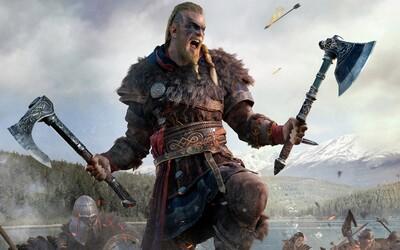V Assassin's Creed: Valhalla si postavíš vlastnú vikinskú dedinu a budeš plieniť Škandináviu a stredoveké Anglicko
