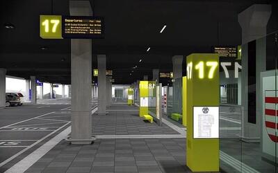 V Banskej Bystrici vyrastie moderná autobusová stanica. Smart riešenia nechýbajú, no jej názov je na posmech celému Slovensku