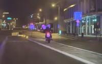 V Bratislave bola policajná naháňačka ako z akčného filmu. Jazda v protismere, lietali päste a padol aj výstrel