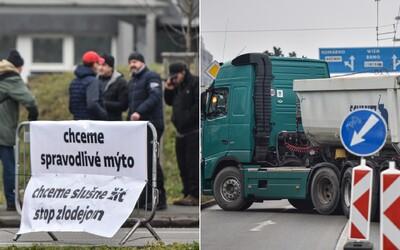 V Bratislave dnes budú autodopravcovia opäť blokovať cesty