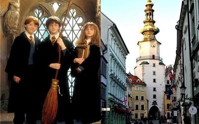 V Bratislave dnes môžeš stráviť noc s Harrym Potterom na Rokforte. Po prvýkrát ju zažiješ aj na Slovensku