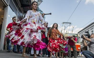V Bratislave dnes začína Gypsy Fest, najväčší rómsky festival