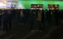 V Bratislave evakuovali Bory Mall