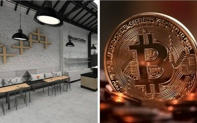 V Bratislave má vzniknúť kaviareň, kde sa bude dať platiť len bitcoinmi
