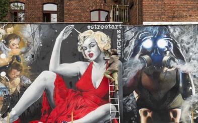 V Bratislave nie je veľa miest, kde môžeš robiť graffiti legálne. Čo ti hrozí, ak posprejuješ verejnú stenu?