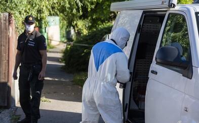 V Bratislavě útočil 16letý mladík. Jeho rodina skončila v nemocnici