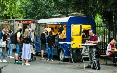 V Bratislave vznikla trvalá street food ulička. Na pouličné jedlo si tam budeš môcť zájsť každý deň
