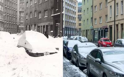 V Bratislave zažili pred 32 rokmi takú snehovú kalamitu, že na tej terajšej sa môžeš len dobre zasmiať