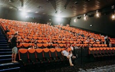 V bratislavských kinách opäť zdraželi lístky. Za film zaplatíš aj  9,30 €