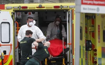 V Británii může zahynout až 219 000 lidí, v Česku 1 704. Vědci předpovídají úmrtí na koronavirus v Evropě
