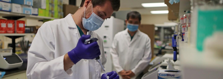 V Brně objevili novou mutaci koronaviru