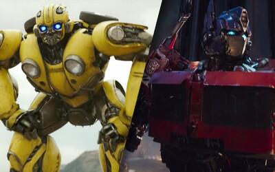 V Bumblebeeho sólovke bude aj Optimus, no presilu budú mať Decepticoni. Ktorých robotov vo filme určite uvidíme?
