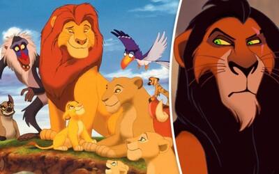 V čem se Lví král inspiroval Hitlerem a Hamletem? 10 zajímavostí, o kterých jsi možná netušil