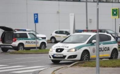 V centre Banskej Bystrice útočil muž s nožom. Ženu museli okamžite operovať, prípad už vyšetruje polícia