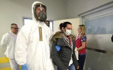 V Česku bude do 3 týdnů kolaps nemocnic, lidé budou umírat na chodbách, 15 000 obětí do konce roku. Petr Ludwig má novou prognózu