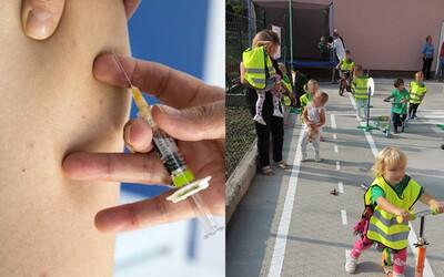 V Česku chcú zakázať nezaočkovaným deťom navštevovanie škôlky. Ohrozujú zdravie ostatných
