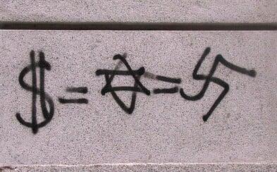 V Česku eskalují protižidovské nálady. Loni se událo 347 antisemitských incidentů