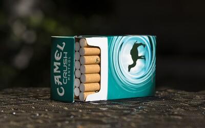 V Česku i celé EU začal platit zákaz prodeje mentolových cigaret. Až příliš lákaly mladé ke kouření