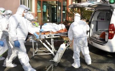 V Česku je 522 lidí nakažených koronavirem. Provedeno bylo 7 664 testů