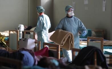 V Česku je 631 potvrzených případů nákazy koronavirem. Nakazil se i jeden pražský záchranář