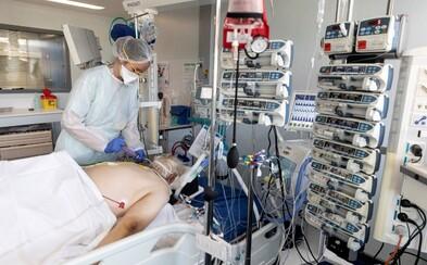 V Česku je nyní více hospitalizovaných v těžkém stavu, než byl na jaře nejvyšší celkový počet nakažených v nemocnicích