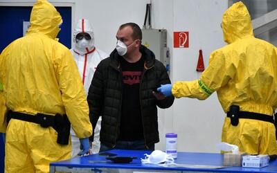V Česku už je 4 194 lidí nakažených koronavirem, 56 lidí zemřelo