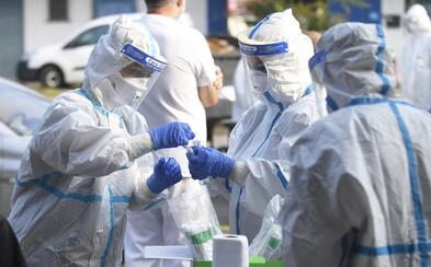 V Česku v piatok pribudlo takmer 3 000 nových prípadov koronavírusu. Ide o druhý najvyšší počet od začiatku pandémie